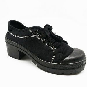 CL Chinese Laundry 90's Style Platform Sneakers